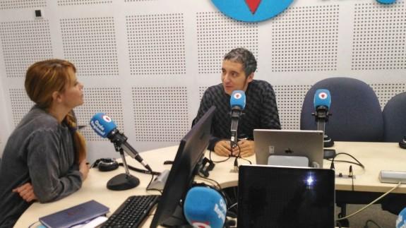 Pedro Cruz en el programa Afectos Especiales