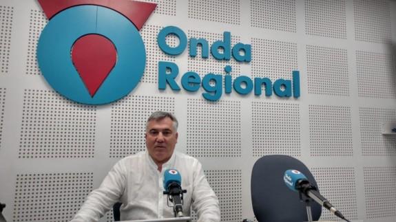 MURyCÍA. Entrevista de Actualidad. Ricardo Montes