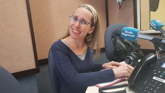 María Dolores Baró en Onda Regional