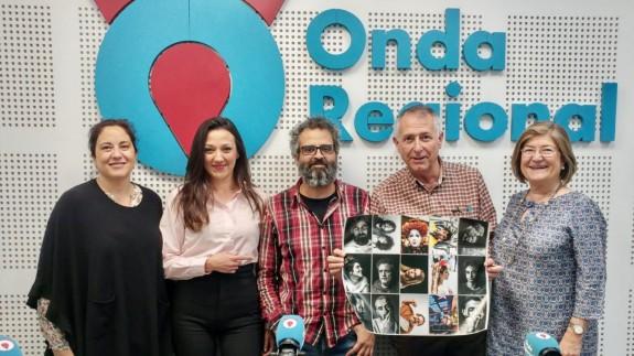MURyCíA. El fotógrafo José Filemón inaugura la exposición 'Retratos'