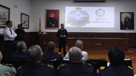 Presentación del Ejercicio 'Cartago'