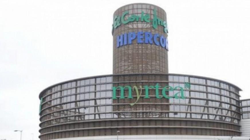 Centro Comercial Myrtea de Murcia. ORM