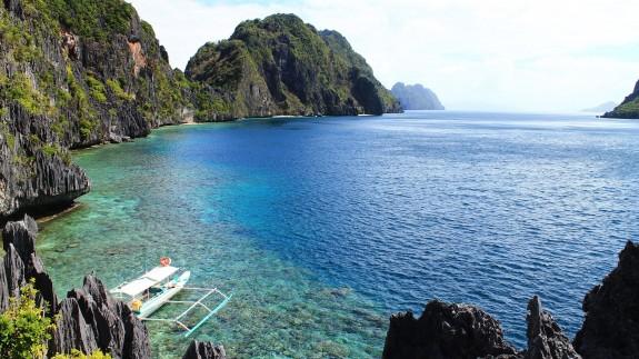 Playa de El Nido, Filipinas
