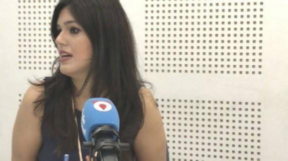 Miriam Guardiola, diputada regional del PP