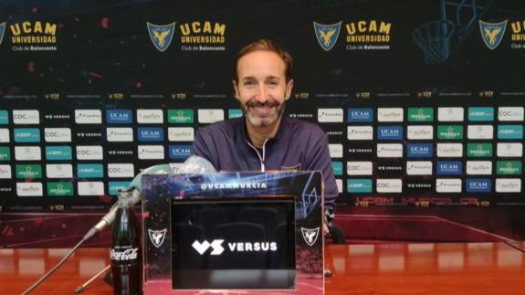 """Sito Alonso: """"Deberemos mantener nuestra dinámica de juego para ganar al COOSUR Betis"""""""