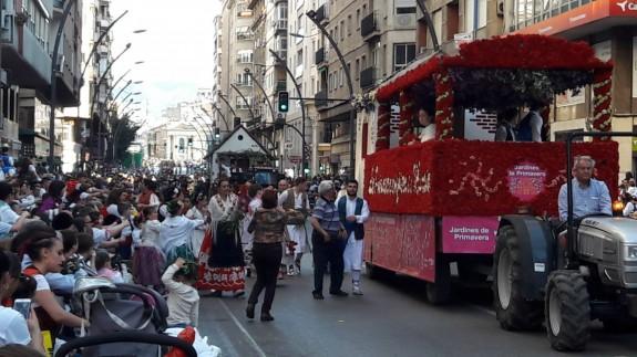Desfile del Bando en 2018
