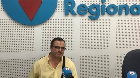 Julián Ibañez en Onda Regional