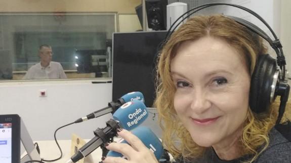 """Carmen Tárraga en su sección """"Psicología para la vida cotidiana"""""""