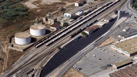 Imagen de la zona que se verá afectada por las obras previstas