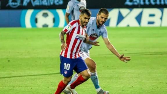 Partido de la Liga de Primera División