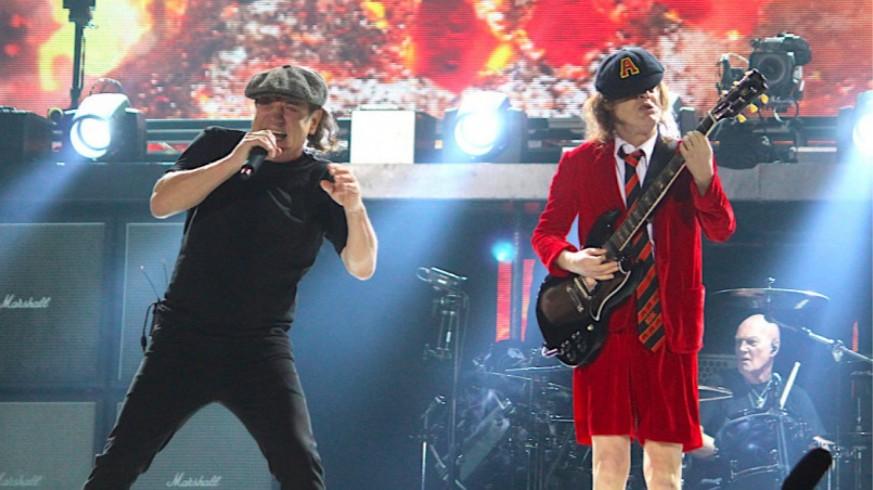MÚSICA DE CONTRABANDO. AC/DC anuncian nuevo disco, «PWR UP», con el regreso de la formación clásica