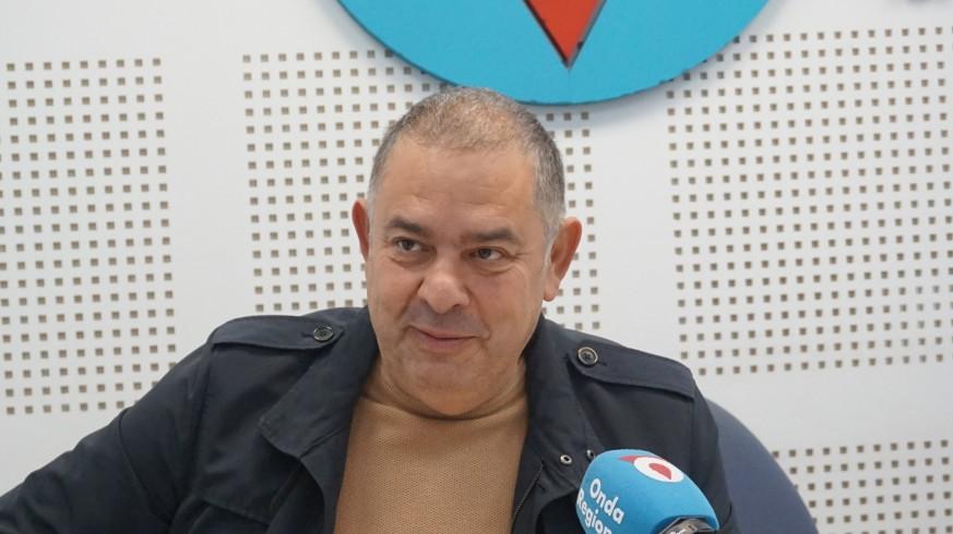 Lucas Jiménez en una imagen de archivo