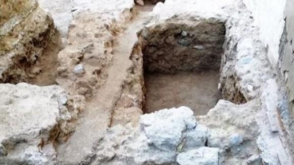 Las obras de la plaza de Toros de Cartagena permiten avanzar en la excavación del anfiteatro