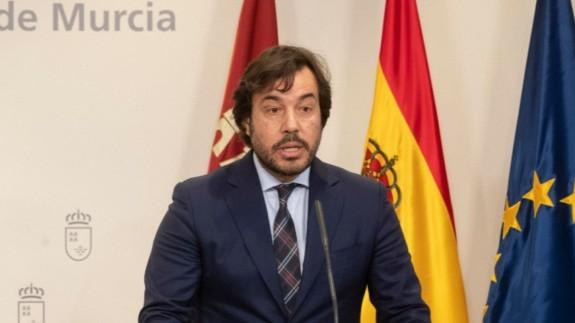 Miguel Motas. Foto: CARM