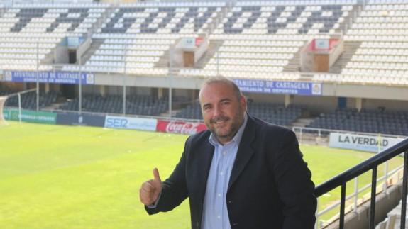 Manuel Breis. FOTO: FC Cartagena.