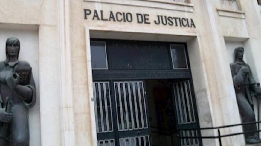 Fachada del Palacio de Justicia. Foto: Europa Press