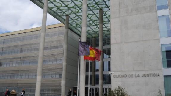 Ciudad de la Justicia en Murcia