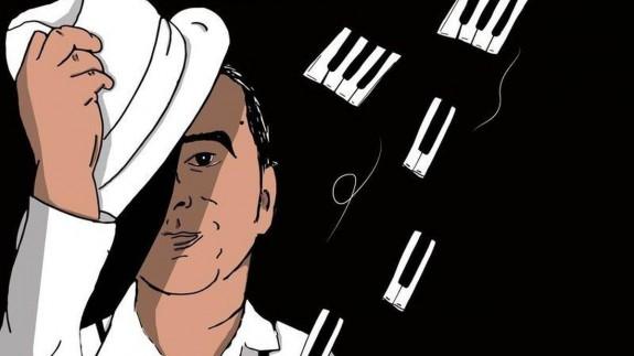 Cartel del Festival de Jazz de Cartagena
