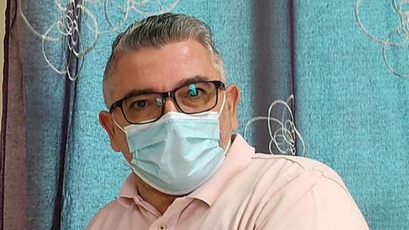 Emilio Aparisi, es camionero, pensador y colabora en La Contraportada