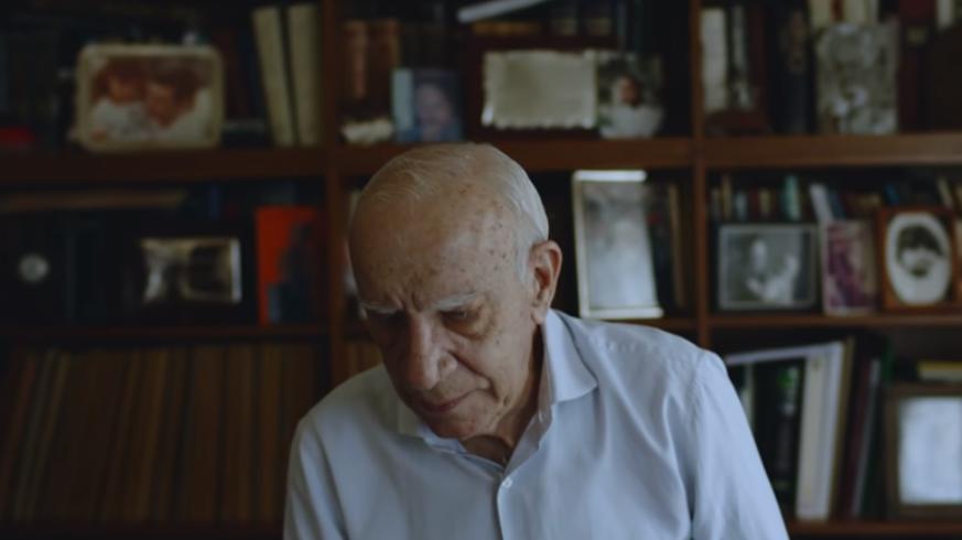 Pascual Parrilla en el video con motivo del Día de la Región