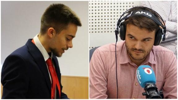 David Lax y Rafael Fernández