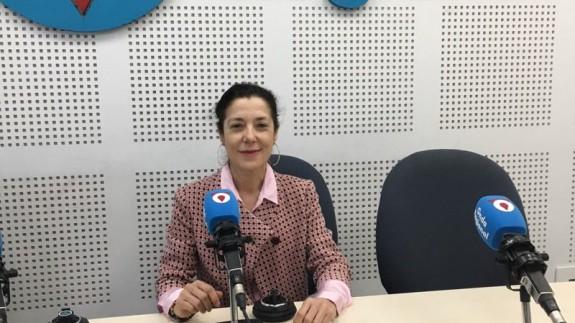 Dolores López en Onda Regional