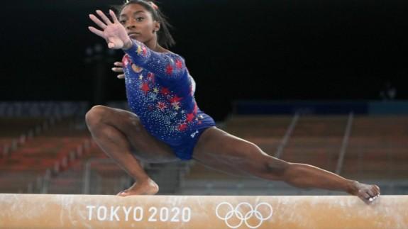 Simone Biles volverá a competir en Tokio 2020