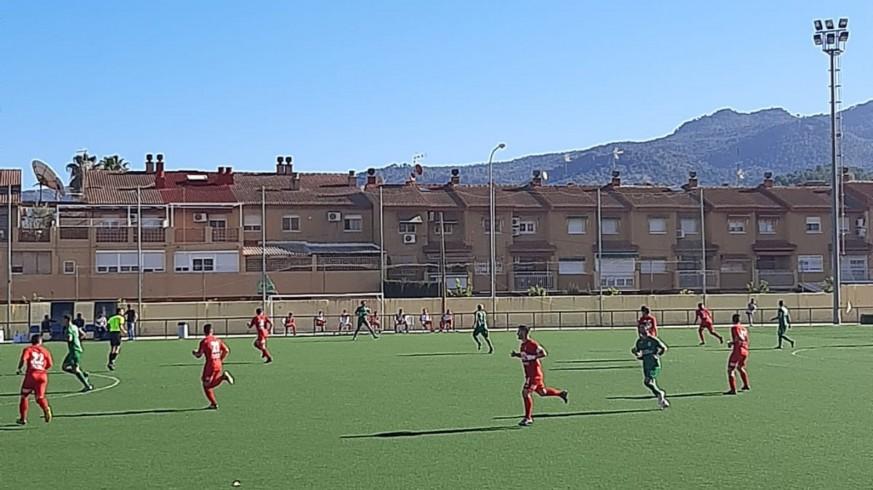 Reparto de puntos entre El Palmar y la Minerva| 1-1