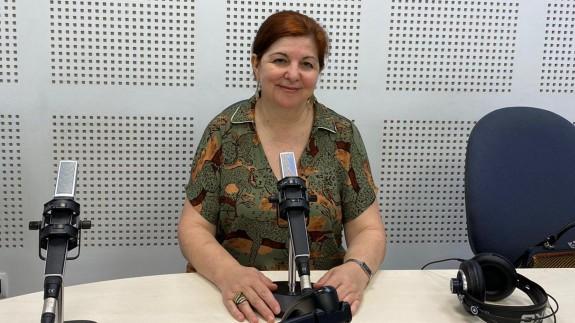 Dra. Nieves Martínez Hidalgo, psicóloga clínica
