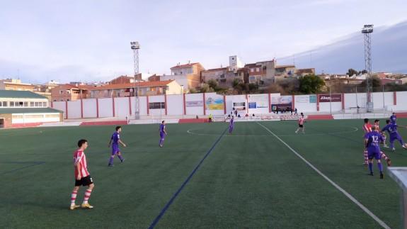 Empate entre Bullense y El Palmar| 2-2