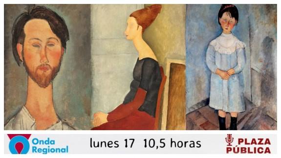 PLAZA PÚBLICA. Detrás de una obra de arte. Modigliani, amor, arte y tragedia