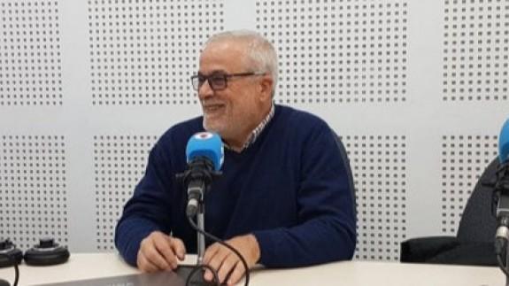Santiago Delgado. Archivo ORM