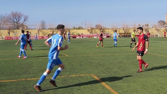 El Ciudad de Murcia frena a La Unión| 2-0
