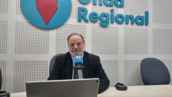 MURyCÍA. Entrevista de Actualidad. Jose Carlos Vicente, director general de Salud Pública