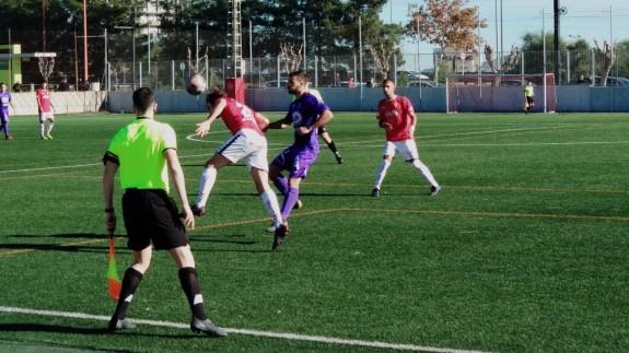 El Imperial remonta y se lleva la victoria ante El Palmar| 2-1