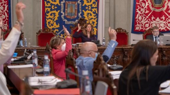 El Pleno del Ayuntamiento de Cartagena aprueba los presupuestos de 2020