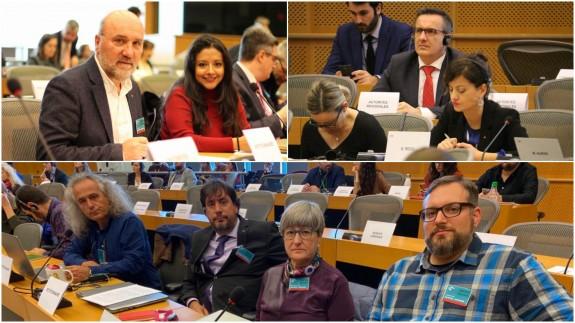 Delegación de la Región de Murcia en la Comisión de Peticiones del PE