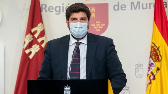 López Miras en una imagen de archivo