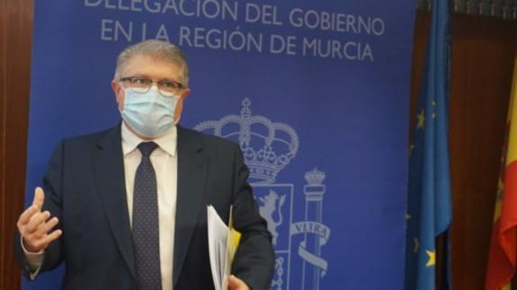 José Vélez en una imagen de archivO