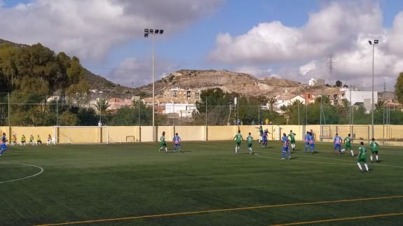La Minerva golea al Churra| 4-0