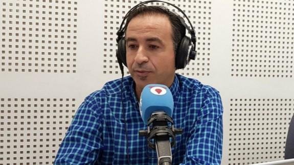 Javier Andreo. Archivo ORM