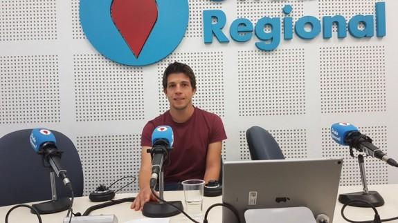Alfredo Fernández en Onda Regional