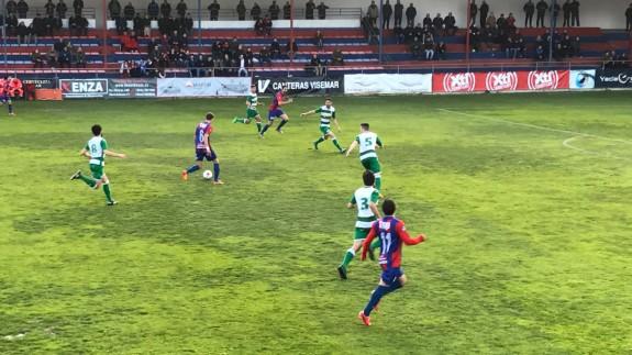 El Yeclano se impone 3-1 a Los Garres