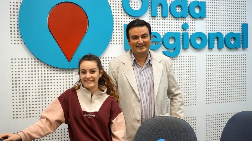 María Ibernón y José Antonio García Ayala
