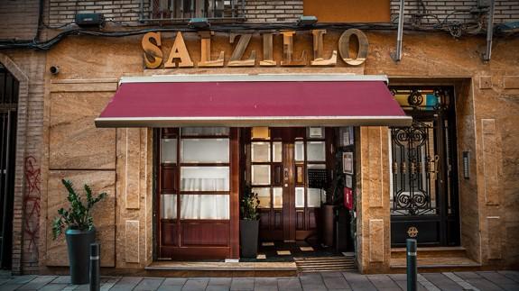 Restaurante Salzillo de Murcia. Foto: Web Restaurante Salzillo