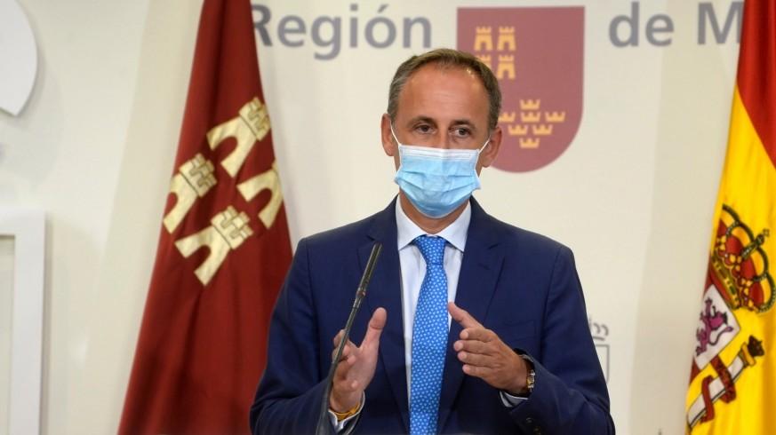 Javier Celdrán (archivo). CARM