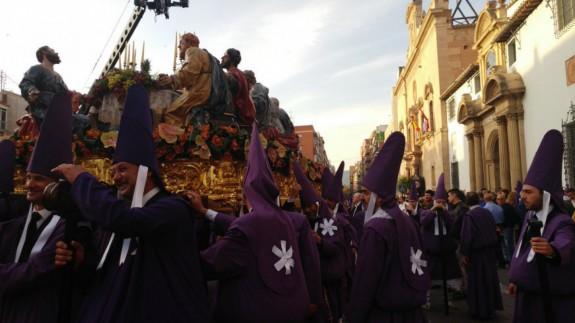 El Obispo pospone hasta septiembre las elecciones en la cofradía de Jesús a petición de la Dirección General de Salud Pública