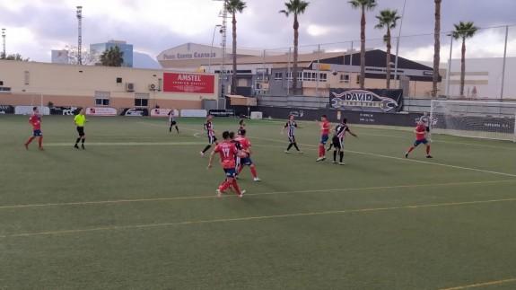 El Mazarrón consigue la victoria ante el Cartagena Efesé| 1-3