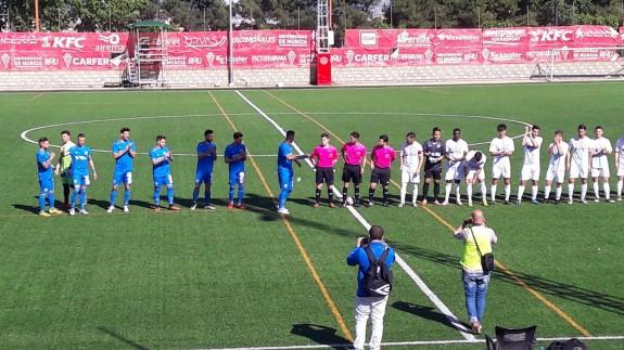 El Mar Menor jugará los playoffs a 2ºB tras ganar 2-3 al Estudiantes