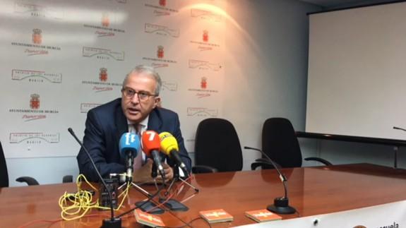 "Coello: ""Raúl Moro quiere dar un paso atrás"""
